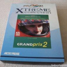 Videojuegos y Consolas: GRAND PRIX 2 WORL CIRCUIT RACING PC BOX CAJA CARTON. Lote 103882335