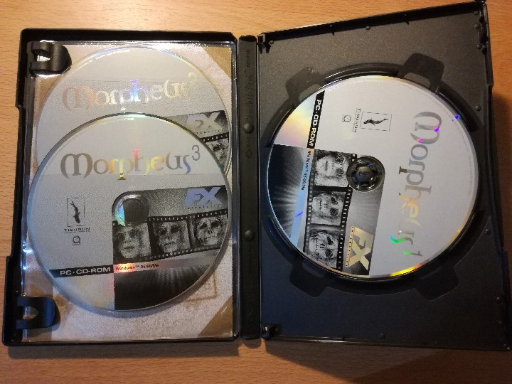 Videojuegos y Consolas: JUEGO PC CD-ROM - MORPHEUS - Foto 2 - 57125627