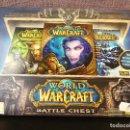 Videojuegos y Consolas: WARCRAFT BATTLE CHEST PC. Lote 104168299