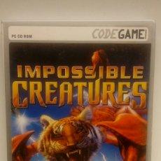 Videojuegos y Consolas - Juego pc impossible creatures - 104347879