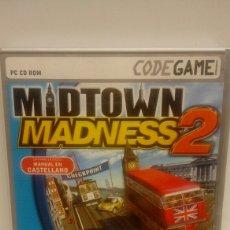 Videojuegos y Consolas: JUEGO PC MIDTOWN MADNESS. Lote 104349927