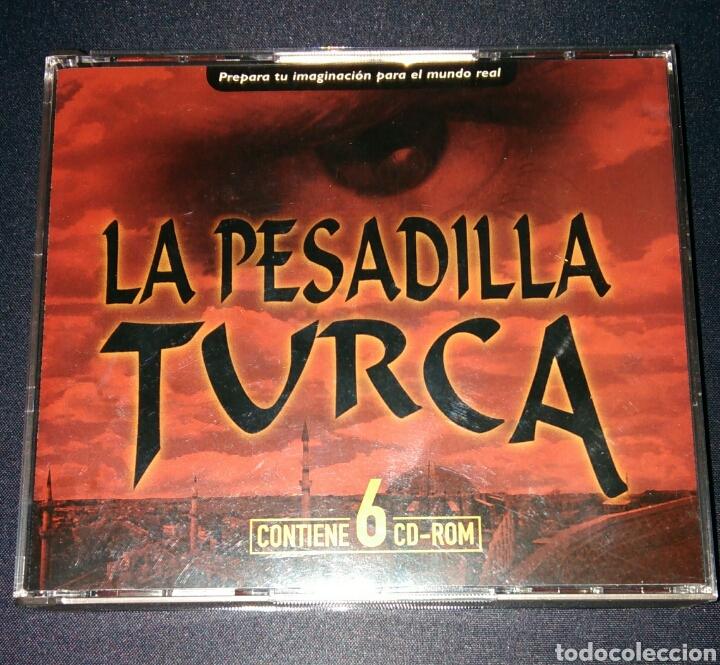 LA PESADILLA TURCA - ESPAÑOL - (BYZANTINE: THE BETRAYAL) JUEGO PC COMO NUEVO COMPLETO (Juguetes - Videojuegos y Consolas - PC)