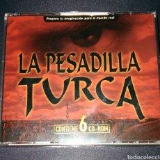 Videojuegos y Consolas: LA PESADILLA TURCA - ESPAÑOL - (BYZANTINE: THE BETRAYAL) JUEGO PC COMO NUEVO COMPLETO. Lote 104409367