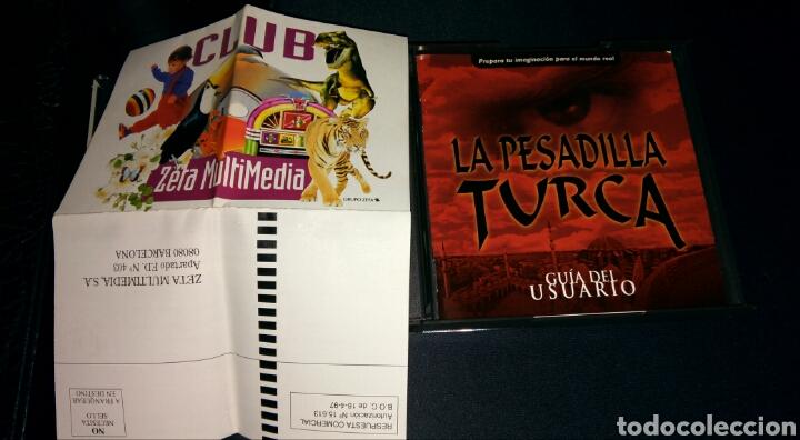 Videojuegos y Consolas: La pesadilla turca - Español - (Byzantine: The Betrayal) Juego PC Como nuevo Completo - Foto 3 - 104409367