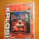 Videojuegos y Consolas: XPLOSIV THE HOUSE OF THE DEAD SEGA EMPIRE JUEGO PC CD ROM NUEVO 1996 1998. Lote 104478159