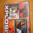 Videojuegos y Consolas: JUEGOS PC CD ROM FLYING CORPS GOLD Y FA18 KOREA EMPIRE PRECINTADO 1997. Lote 104486403