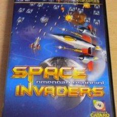Videojuegos y Consolas: 'SPACE INVADERS', EL JUEGO DE LOS MARCIANITOS. CLÁSICO DE LOS VIDEOJUEGOS PARA PC. COMO NUEVO.. Lote 104597055