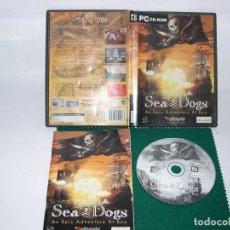 Videojuegos y Consolas: JUEGO PC SEA DOGS AN EPIC ADVENTURE AT SEA. Lote 105367991