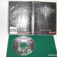 Videojuegos y Consolas: JUEGO PC NIGHTSTONE PC CD ROM. Lote 105368599