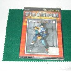 Videojuegos y Consolas: JUEGO PC DROIYAN II PC CD ROM. Lote 105411659