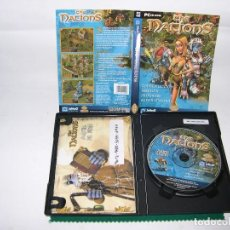 Videojuegos y Consolas: JUEGO THE NATIONS PC CD ROM. Lote 105595283
