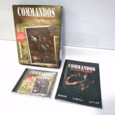 Jeux Vidéo et Consoles: COMMANDOS MÁS ALLÁ DEL DEBER (PC). Lote 105759863