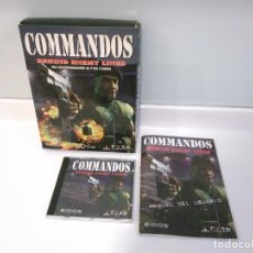 Jeux Vidéo et Consoles: COMMANDOS (PC). Lote 105760047