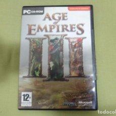 Videojuegos y Consolas: JUEGO 'AGE OF EMPIRES III'. Lote 105806815
