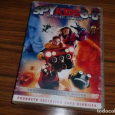 Videojuegos y Consolas: SPY KIDS 3D - EDICIÓN ESPECIAL. Lote 106076951