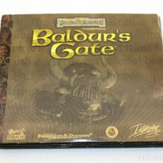 Videojuegos y Consolas: BALDUR'S GATE - JUEGO PC - 5 CD'S . Lote 133444027
