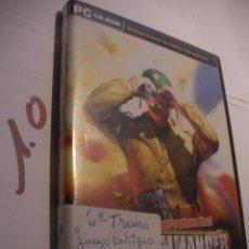 Videojuegos y Consolas: ANTIGUO JUEGO PC - WAR COMMANDER. Lote 106595463