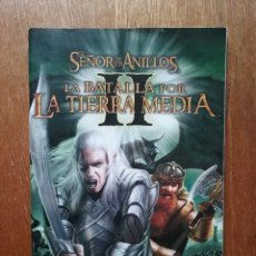 Videospiele und Konsolen - MANUAL EL SEÑOR DE LOS ANILLOS LA BATALLA POR LA TIERRA MEDIA II, EA, PC - 107459515