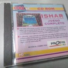 Videojuegos y Consolas: ANTIGUO JUEGO COMPLETO ISHAR. Lote 107726623