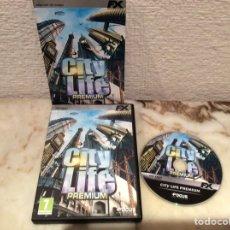 Videojuegos y Consolas: CITY LIFE PREMIUM - JUEGO PARA PC. Lote 107691539