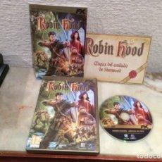 Videojuegos y Consolas: ROBIN HOOD - JUEGO PARA PC. Lote 107691907