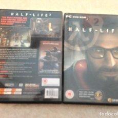 Videojuegos y Consolas: HALF-LIFE 2 PC DVD ROM SIERRA VALVE . Lote 108020063