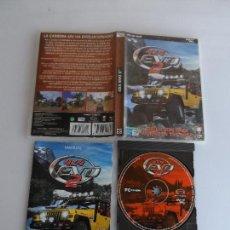 Videojuegos y Consolas: PC 4X4 EVOLUTION 2 PAL ESP COMPLETO. Lote 108247523