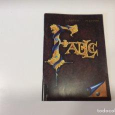 Videojuegos y Consolas: MANUAL FABLE - JUEGO PC CD ROM. Lote 108268799