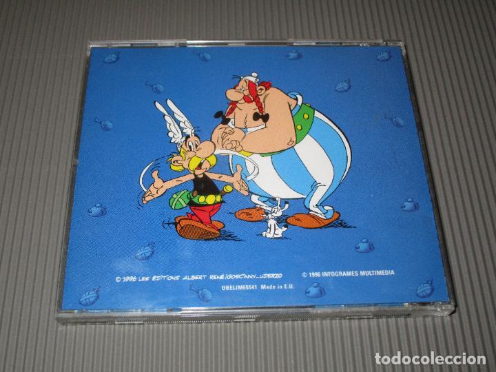 Videojuegos y Consolas: ASTERIX & OBELIX - PC - 1996 INFOGRAMES MULTIMEDIA - Foto 2 - 108320251