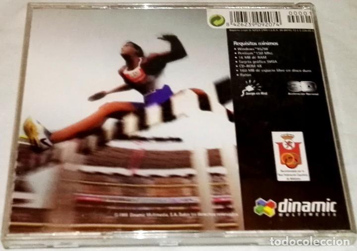 Videojuegos y Consolas: Juego PC - PC Atletismo 2000 - Foto 2 - 108793723