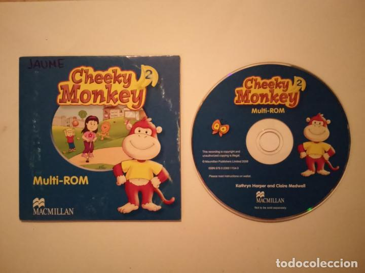 Cheeky Monkey Rom Infantil Multi Cd Año 2 2008 1KFcTJ3l