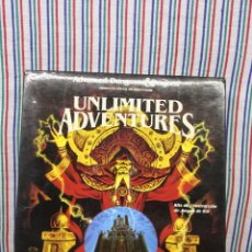 Videojuegos y Consolas: JUEGO ADVANCED DUNGEONS & DRAGONS UNLIMITED ADVENTURES. Lote 109578039
