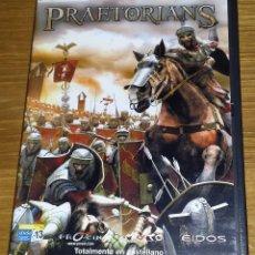 Videojuegos y Consolas: PRAETORIANS EN CASTELLANO. Lote 110042439