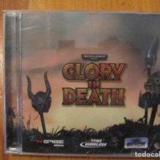 Videojuegos y Consolas: WARHAMMER 40000 GLORY IN DEATH DISCO PC N-GAGE NOKIA. Lote 110045195