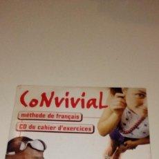 Videojuegos y Consolas: C-011820 PC CD-ROM CONVIVIAL METHODE DE FRANCAIS 1 SANTILLANA . Lote 110064583