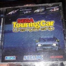 Videojuegos y Consolas: JUEGO SEGA TOURING CAR CHAMPIONSHIP PARA PC. Lote 110071743