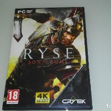 Videojuegos y Consolas: RYSE SON OF ROME JUEGO PC VIDEOJUEGO DE XBOX ONE PARA ORDENADOR. Lote 110072363