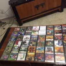 Videojuegos y Consolas: SÚPER OFERTA 76 JUEGOS DIFERENTES PARA PC Y 11 PROGRAMAS , ALGUNOS SIN ESTRENAR, INCLUYE LAS 4 CAJAS. Lote 110074711