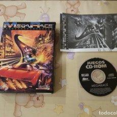 Videojuegos y Consolas: JUEGO PC CD-ROM MEGARACE COMPLETO. Lote 110401471