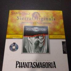 Videojuegos y Consolas: JUEGO DE PC PHANTASMAGORIA. Lote 110932514