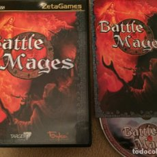 Videojuegos y Consolas: BATTLE MAGES PC CD ROM KREATEN. Lote 111056779