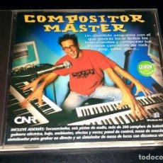 Videojuegos y Consolas: COMPOSITOR MASTER REVISTA CNR WINDOWS 95 98. Lote 111067675