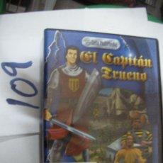 Videojuegos y Consolas: JUEGO PC - EL CAPITAN TRUENO. Lote 111190363