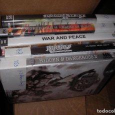 Videojuegos y Consolas: GRAN LOTE JUEGOS PC . Lote 111190407