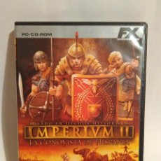 Videojuegos y Consolas: JUEGO PC, IMPERIUM II.. Lote 111664579