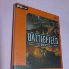 Videojuegos y Consolas: JUEGO PC BATTLEFIELD 1942. Lote 111688507