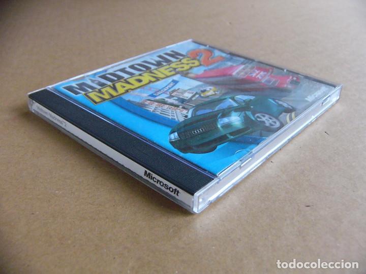 Videojuegos y Consolas: Juego de PC Midtown Madness 2 - Videojuego para ordenador tipo GTA III - Foto 7 - 111811919