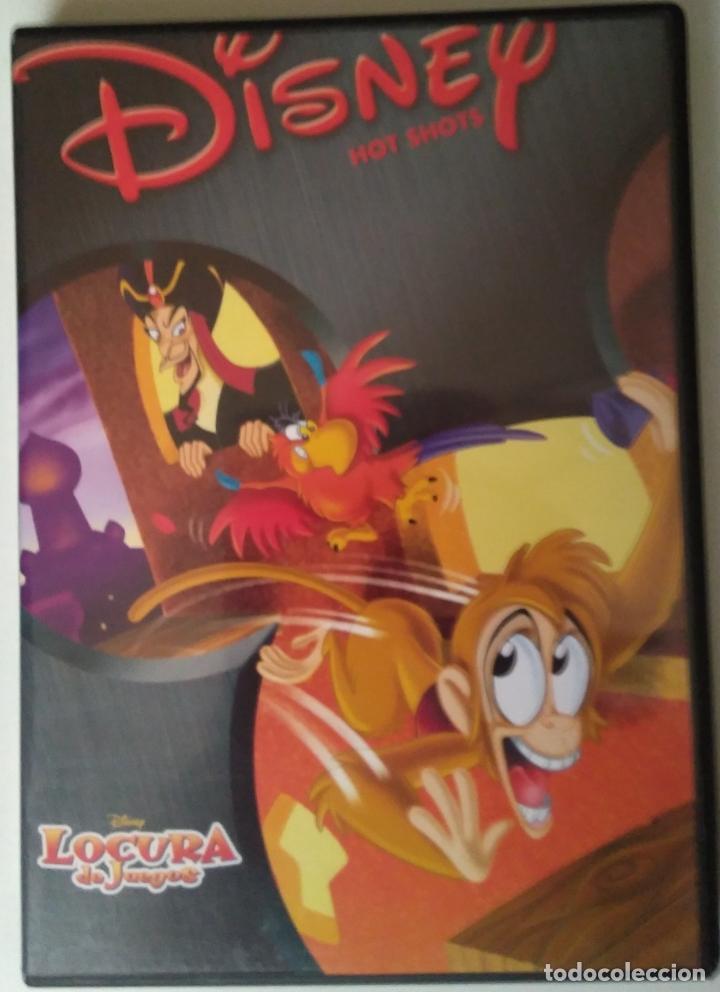Disney Hot Shots Locura De Juegos Tejemanej Comprar