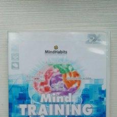 Videojuegos y Consolas: MIND TRAINING ENTRENA TU MENTE PC. Lote 111871962