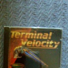Videojuegos y Consolas: JUEGO DE PC TERMINAL VELOCITY. Lote 112084958